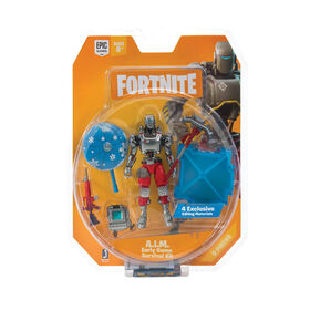 Fortnite Early Game Survival Kit 1 Figure Pack - English Edition