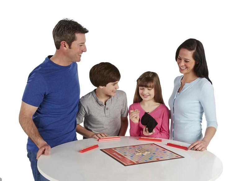 Hasbro Gaming - Jeu Scrabble - Édition française.