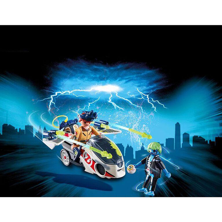 Playmobil - Stantz with Skybike