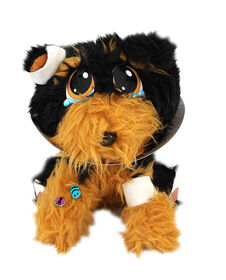 Rescue Runts Series 2 Adoptable Plush Yorkie
