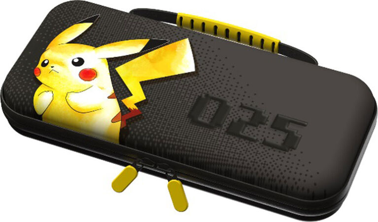 Switch Case Pikachu 25Th Anniversary