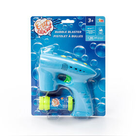 Out and About Bubble Blaster Blue