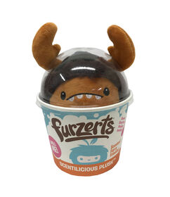 Furzerts Medium Scented Plush - Chocolate Melvin