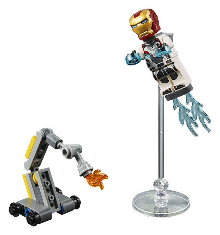 LEGO Super Heroes Iron Man and Dum-E 30452