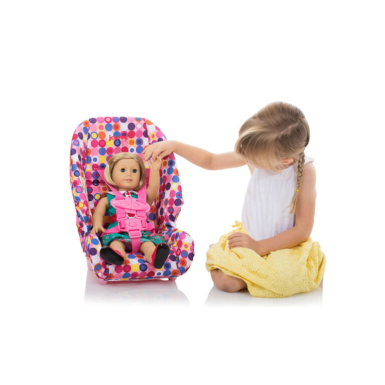 Joovy Toy Booster Car Seat - Pink