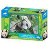 Planète Animale - Panda Géant - 500 pc Casse-tête Super 3D - Notre exclusivité