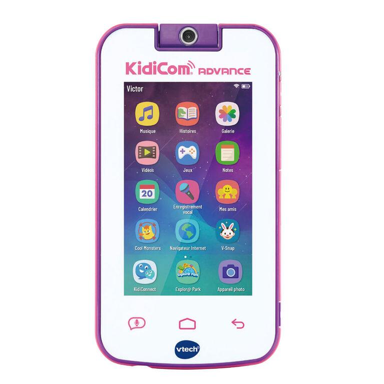 VTech KidiBuzz G2 - Pink - French Edition