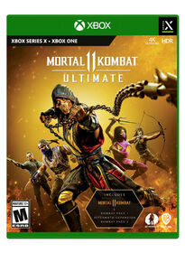 Xbox Series X Mortal Kombat 11: Ultimate Edition