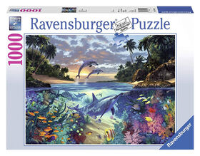 Ravensburger! Coral Bay casse tête (1000pc)