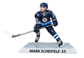 "Mark Scheifele Winnipeg Jets 6"" NHL Figures"