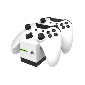 Xbox One snakebyte Twin:Charge X White