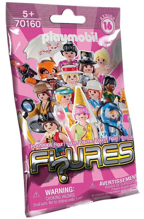 Playmobil - Figures Series 16 - Girls