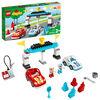 LEGO DUPLO Town Les voitures de course 10947