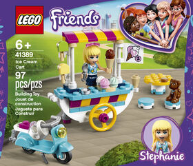 LEGO Friends Ice Cream Cart 41389
