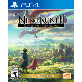 PlayStation 4 - Ni No Kuni II: The Revenant Kingdom Day 1 Edition