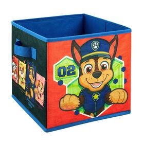 Paw Patrol 9 Inch Soft Storage Bin - Police Dog