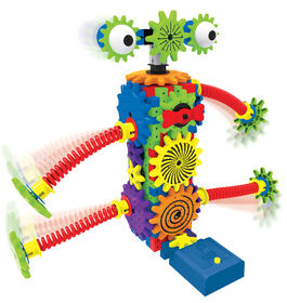 The Learning Journey - Techno Gears Wacky Robot