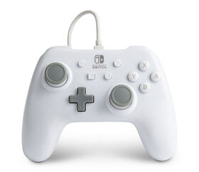 Nintendo Switch Wired Controller White