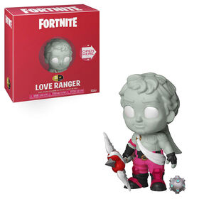 Figurine en vinyle Love Ranger de Fortnite par Funko POP!.