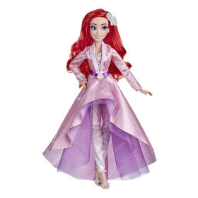 Disney Princess Style Series 07 Ariel, Fashion Doll in Modern Style with Earrings and Shoes, Collectable Doll
