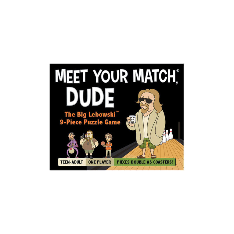 Meet Your Match, Dude - English Edition