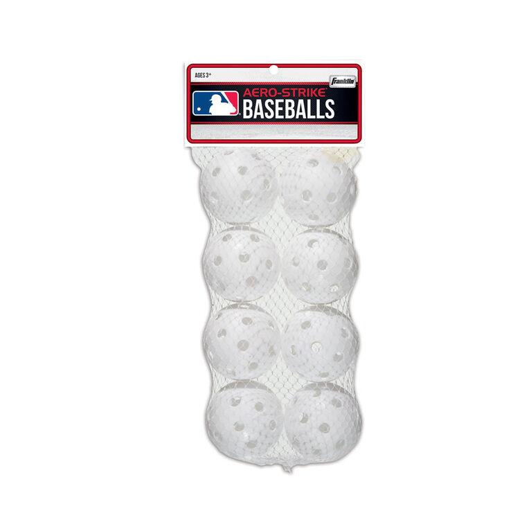 Les balles de baseball en plastique MLB
