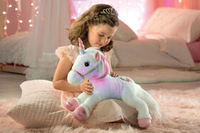 Lica Bella Rainbow Dreams Unicorn with Light and Sound