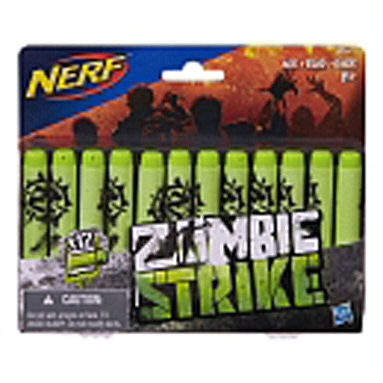 NERF Zombie Strike Refill Pack - R Exclusive