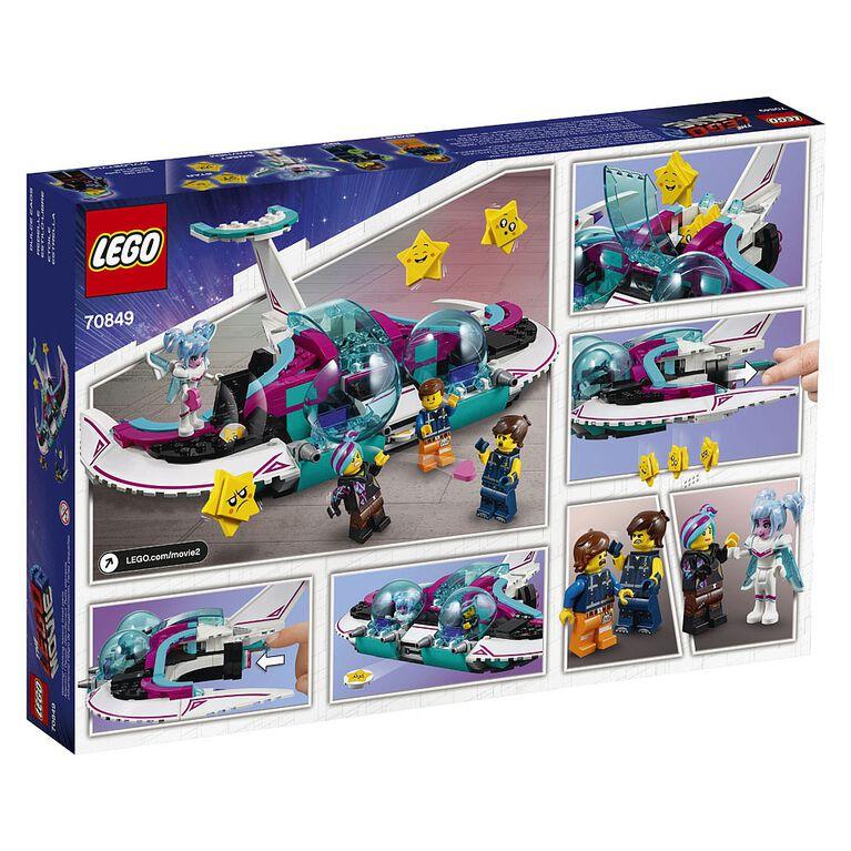 LEGO Movie 2 Wyld-Mayhem Star Fighter 70849