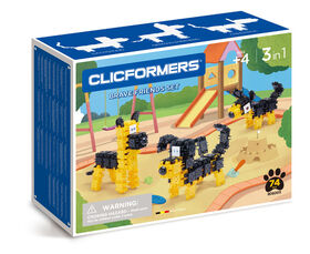 Clicformers Brave Friends 74 Pieces