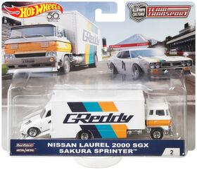 Hot Wheels - Véhicule Sakura Sprinter.