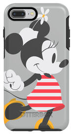 Étui Symmetry d'OtterBox pour iPhone 8/7 Plus Minnie Stripes