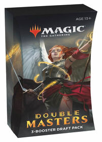 Magic the Gathering Double Masters Draft Pack