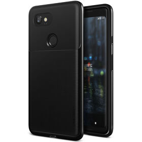 Vrs Design High Pro Shield Case for Google Pixel 2 XL Metal Black (VRSP2XLHPSDS)