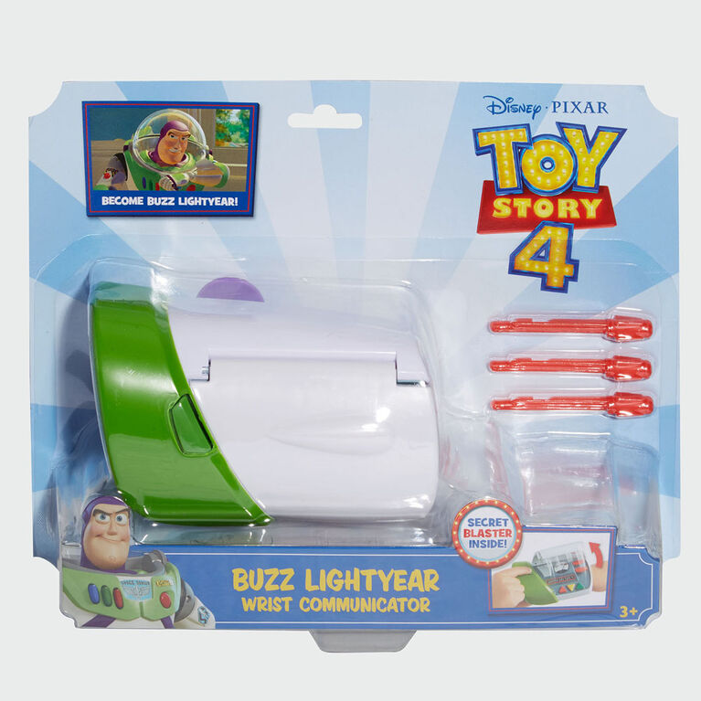 Disney Pixar Toy Story 4 Montre-Radio Buzz l'Éclair.