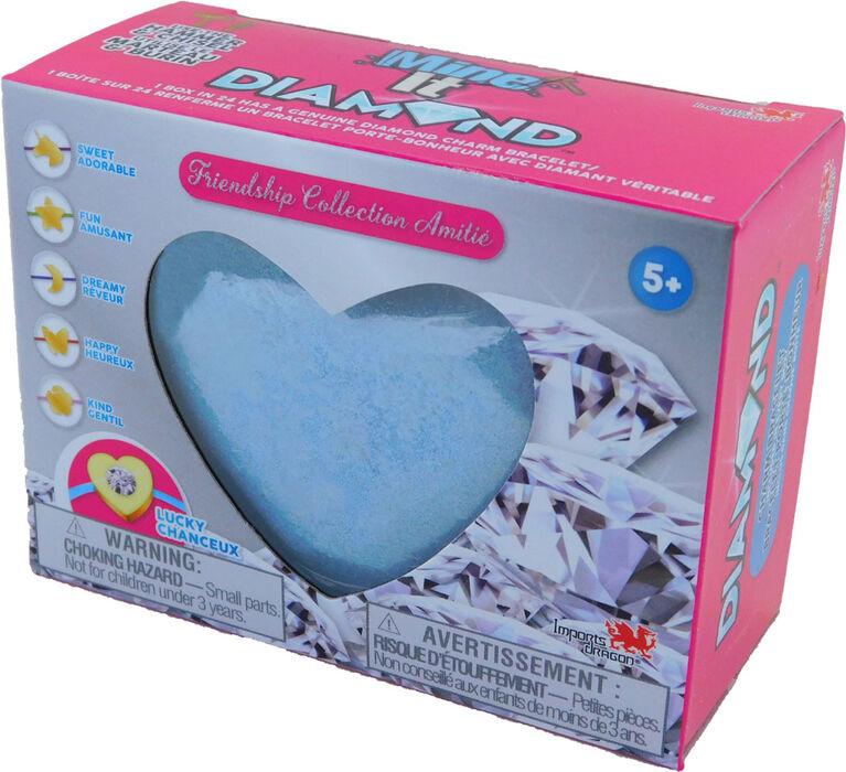 Mine It - Friendship Collection Amitie Heart