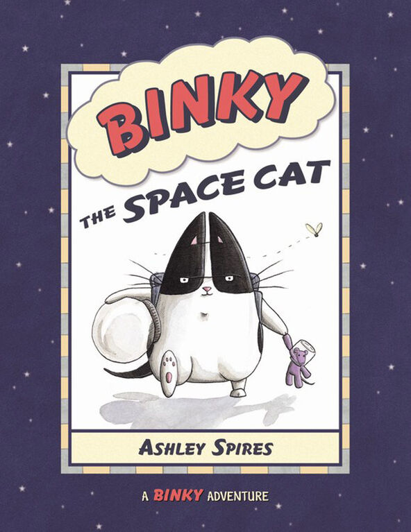 Kids Can Press - Binky the Space Cat - English Edition