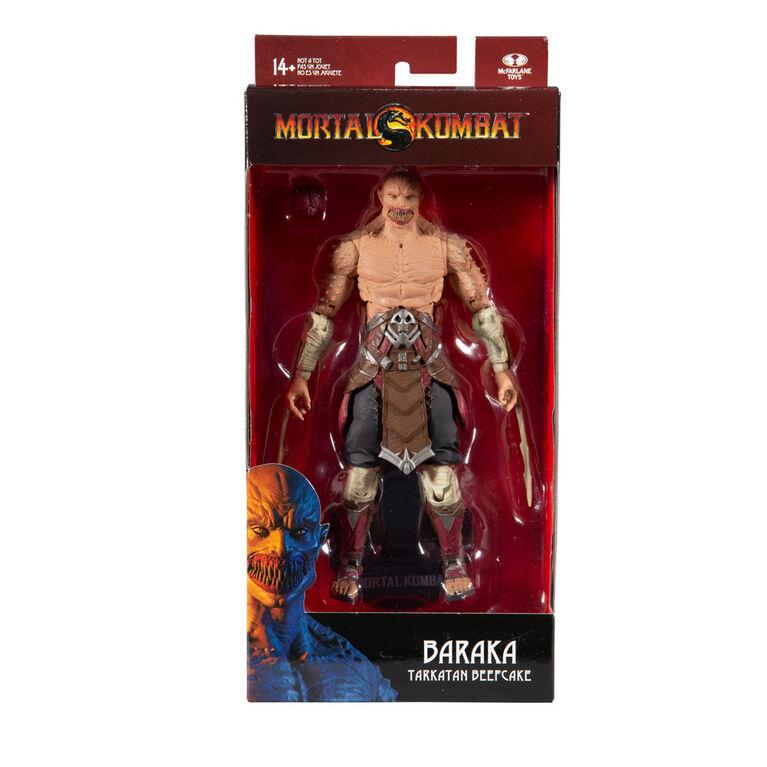 Mortal Kombat: Baraka Figure
