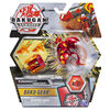 Bakugan Ultra, Dragonoid with Transforming Baku-Gear, Armored Alliance 3-inch Tall Collectible Action Figure