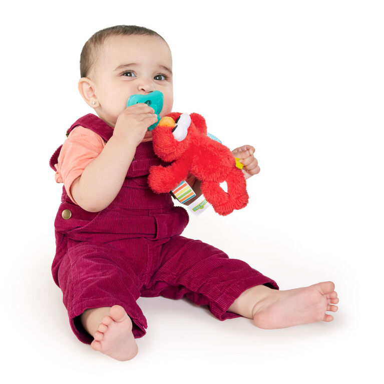 Cozy Coo Soothing Pacifier - Elmo