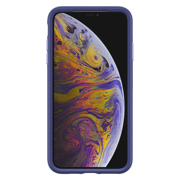 Otterbox Otter+Etui Pop Symmetry PopTop Lilac Dusk pour iPhone XS Max