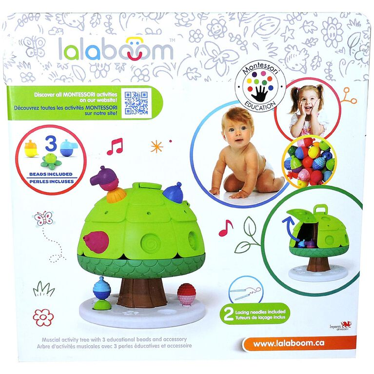 Lalaboom - Tropical Sound Activity Tree