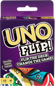 UNO Flip Game - English Edition