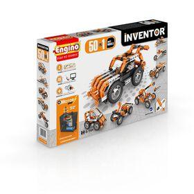 Engino-Inventor 50  Modèles  Set Motorisés.