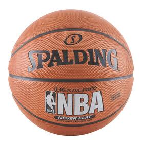 NBA SGT Neverflat Hexagrip Basketball