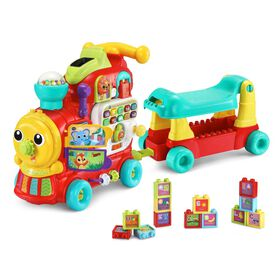 VTech 4-in-1 Learning Letters Train - English Edition