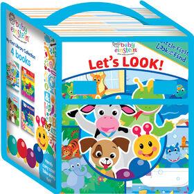 Little My First Look and Find - Baby Einstein 4 BK Set - English Edition