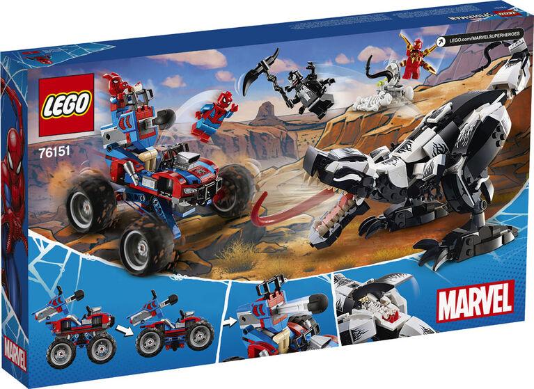 LEGO Super Heroes Venomosaurus Ambush 76151