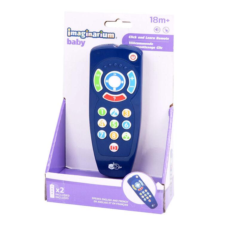 Imaginarium Baby - Télécommande d'apprentissage Clic