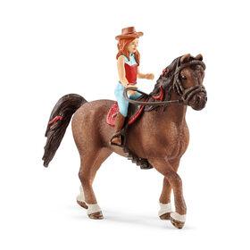 Horse Club - Hannah & Cayenne